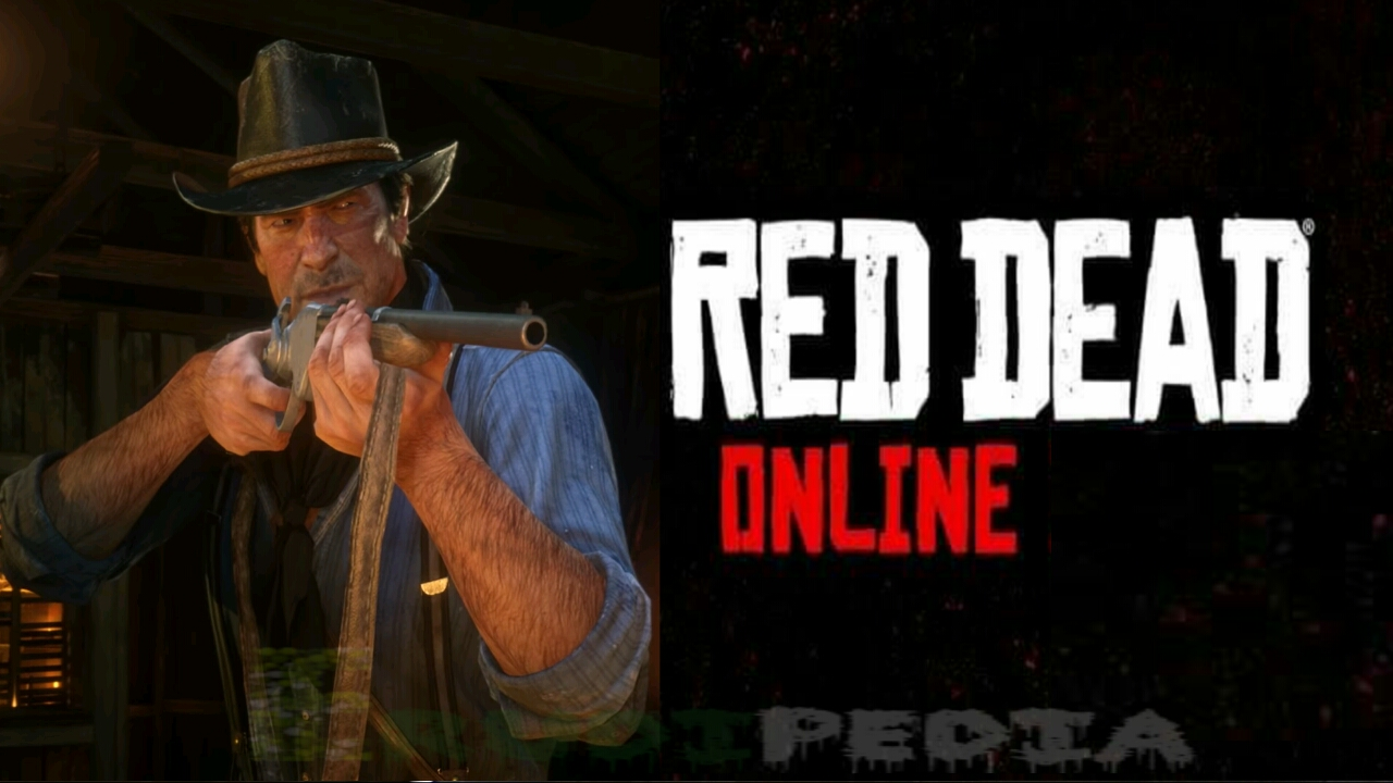 Red Dead Online first look the online multiplayer gameplay mode and how to create your own character