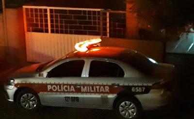 Polícia Militar prende em flagrante suspeito de tentativa de homicídio, em Belém do Brejo do Cruz