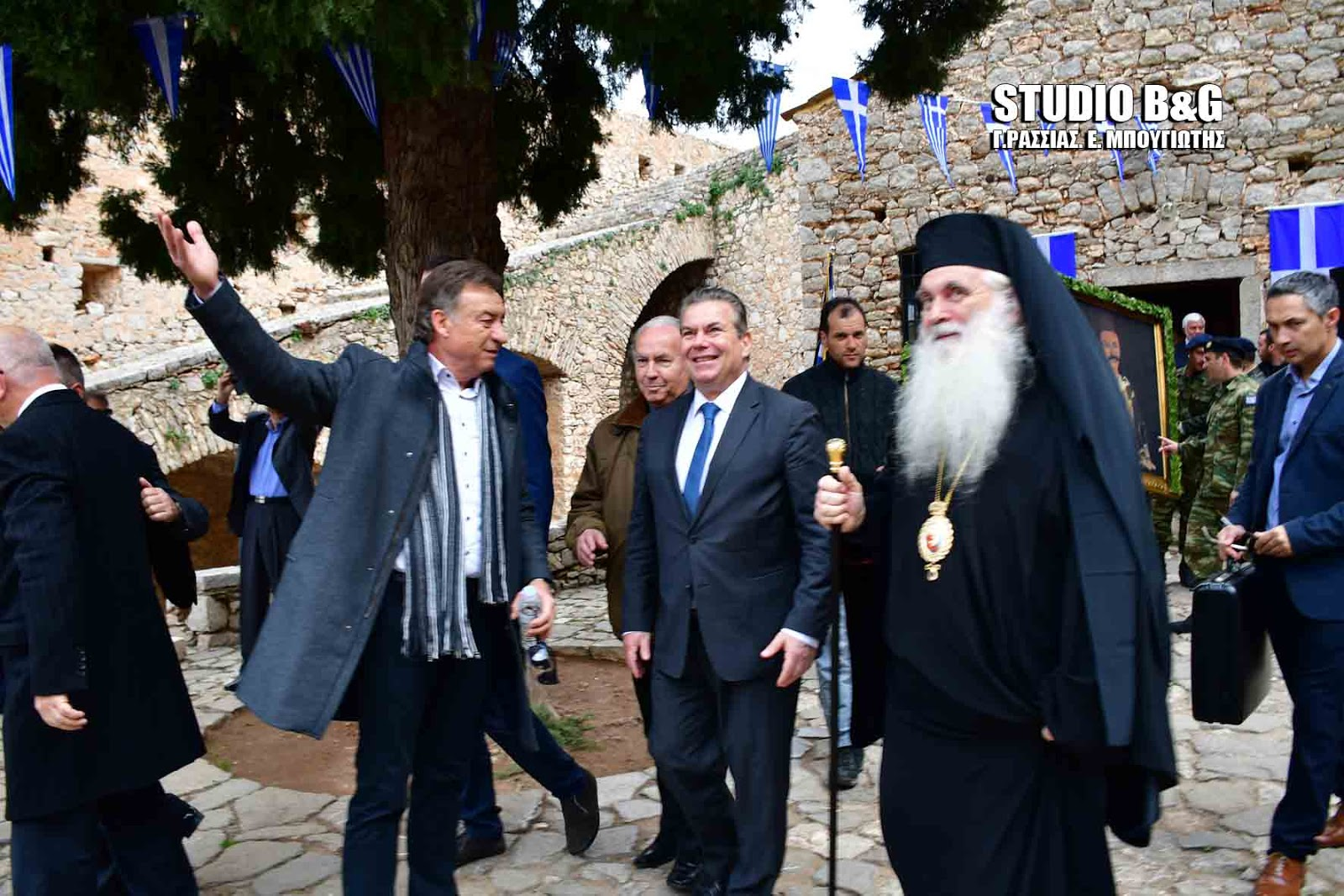 Το Ναύπλιο εόρτασε την 196η επέτειο από την απελευθέρωσή του από τον Τουρκικό ζυγό