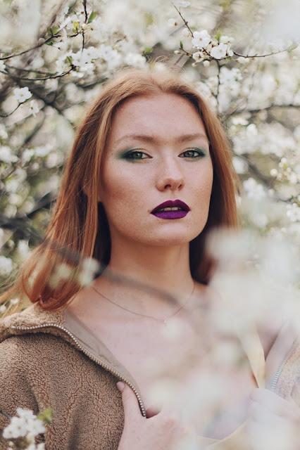 modelowanie oka makijażem