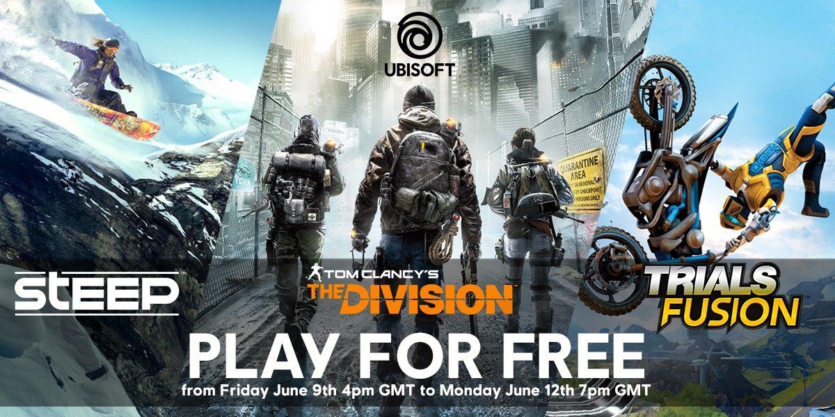 ¡No te pierdas la conferencia de Ubisoft del E3 en directo!