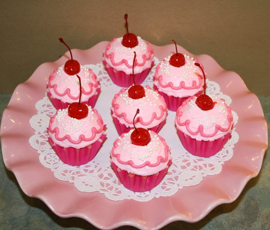 Party Cakes Pinkalicious Cupcakes