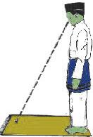 berdiri menghadap kiblat