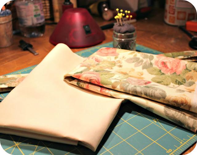 fabrication de sacs, tissu vintage, sac, totebag, machine embroidery, broderie machine, tutoriel
