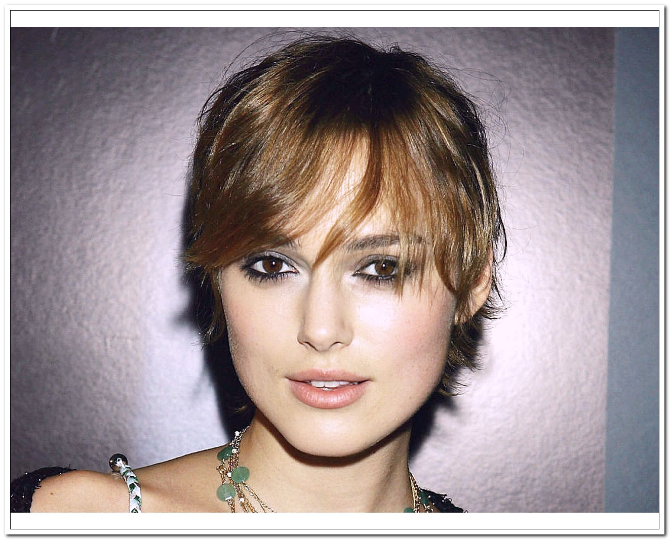 2012 Hairstyle Trends: Keira Knightley Hairstyles