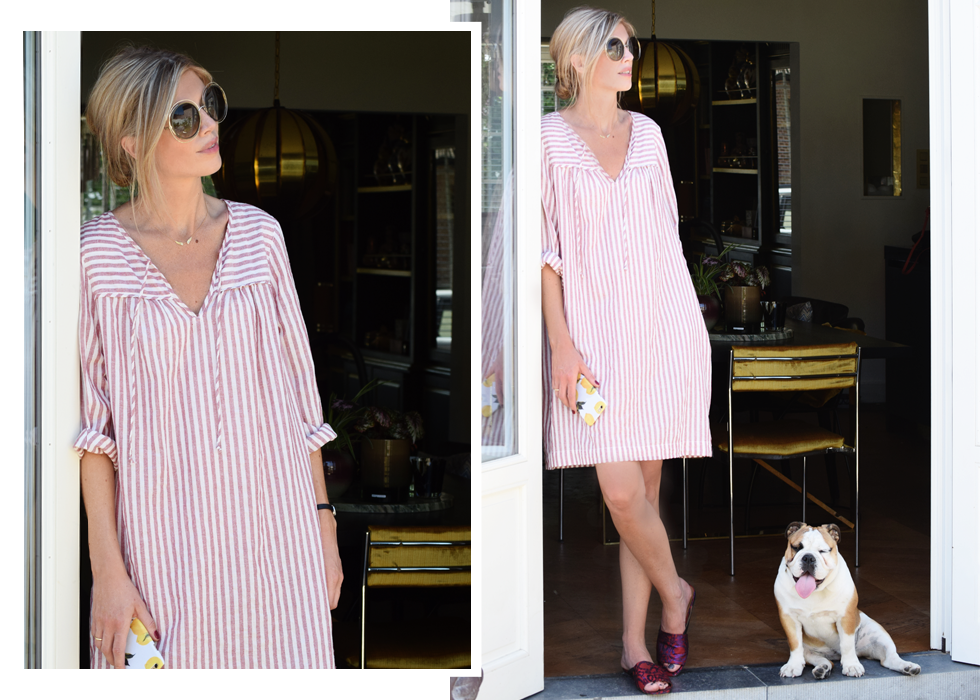 Outfit of the day, Xirena, Chloé, Dewolf, Dries Van Noten, Anne Zellien, ootd, outfit, summer
