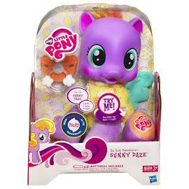 MLP So Soft Newborn Sunny Daze Brushable Pony