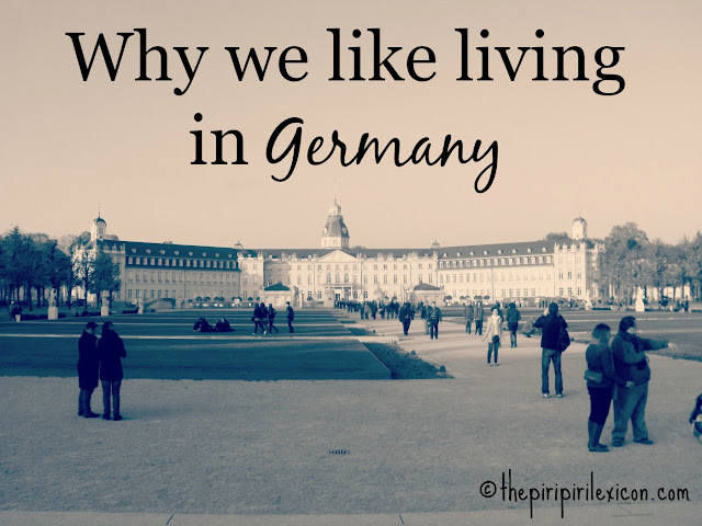 why we like living in Germany
