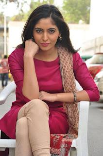 Actress Zahida Sam Pictures in Salwar Kameez at Padesaave Movie Team Interview  0019.jpg
