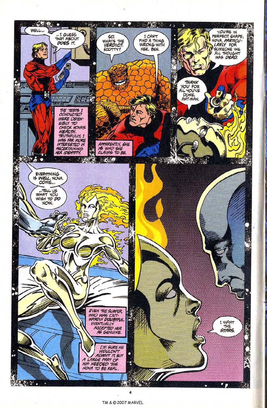 Read online Silver Surfer (1987) comic -  Issue #97 - 6