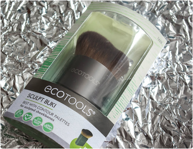 EcoTools, Sculpt Buki, Contour Brush
