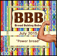 Power Bread - Bread Baking Babes July 2015
