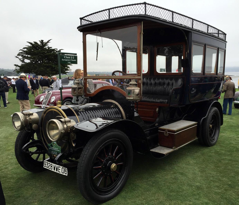 Just A Car Guy: 1912 Delaunay-Belleville La Carrosserie