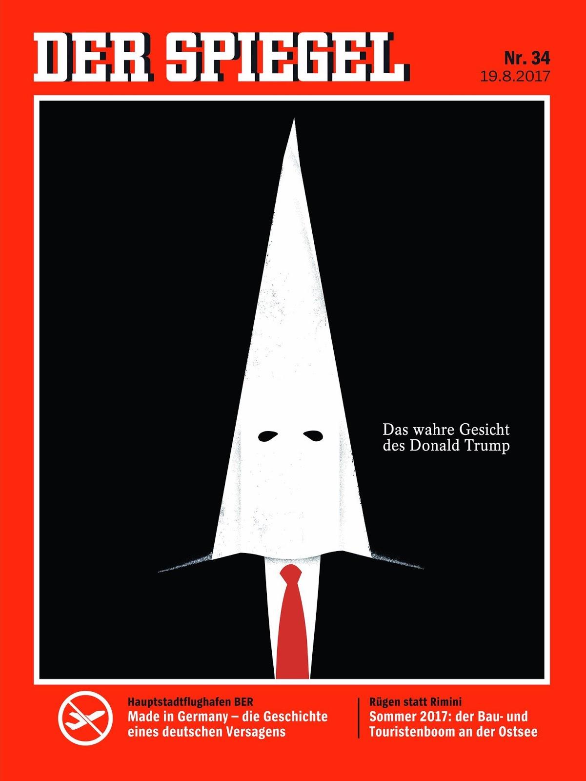 The Economist Aug 5-11 2017 It Could Happen Trump Kim Jong Un FREE SHIPPING sb