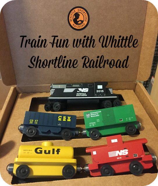 Train Fun with Whittle Shortline Railroad