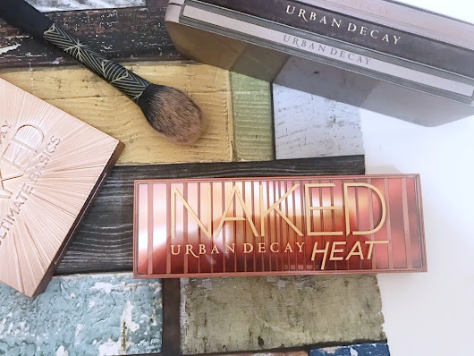 Emmehurr: URBAN DECAY NAKED HEAT PALETTE.