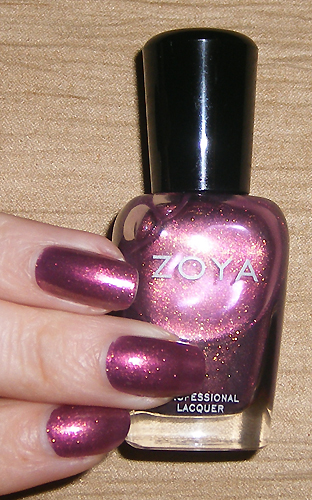 xoxoJen's swatch of Zoya - Pru
