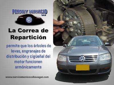 Cambio Correa de Reparticion Volkswagen
