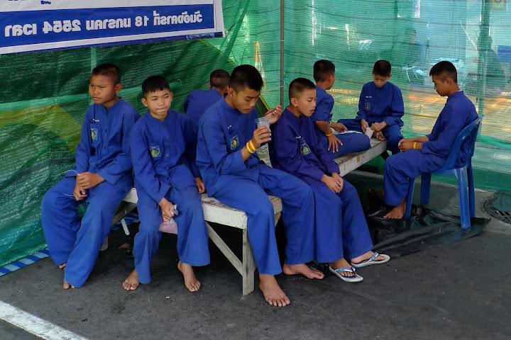 В Таиланде приняли за грабителей и арестовали двух подростков с игрушечным пистолетом — Thai Notes