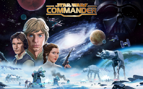 Download Star Wars Commander Mod Apk Game