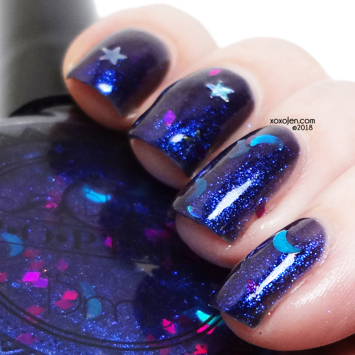 xoxoJen's swatch of POP Polish Good Night