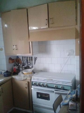 piso en venta av perez galdos castellon cocina