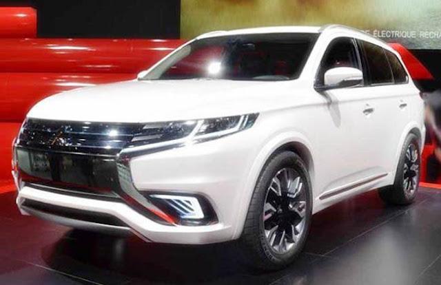 2018 Mitsubishi Outlander PHEV Specs