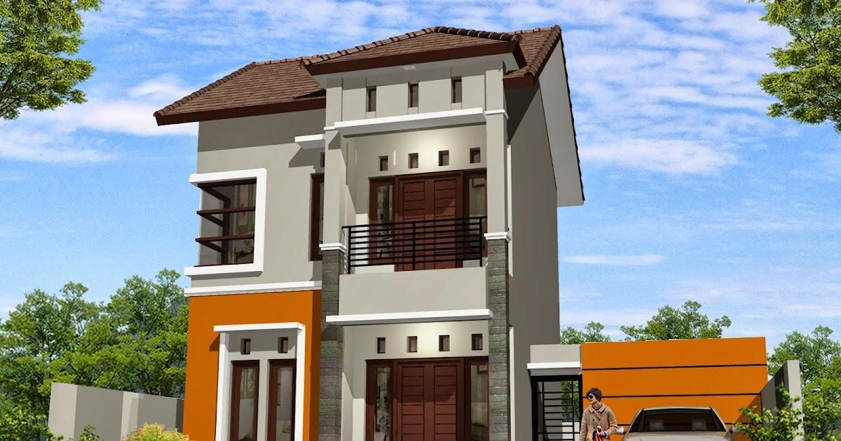 64 Model Rumah Minimalis 2 Lantai Type 36 2019 | Gubukhome