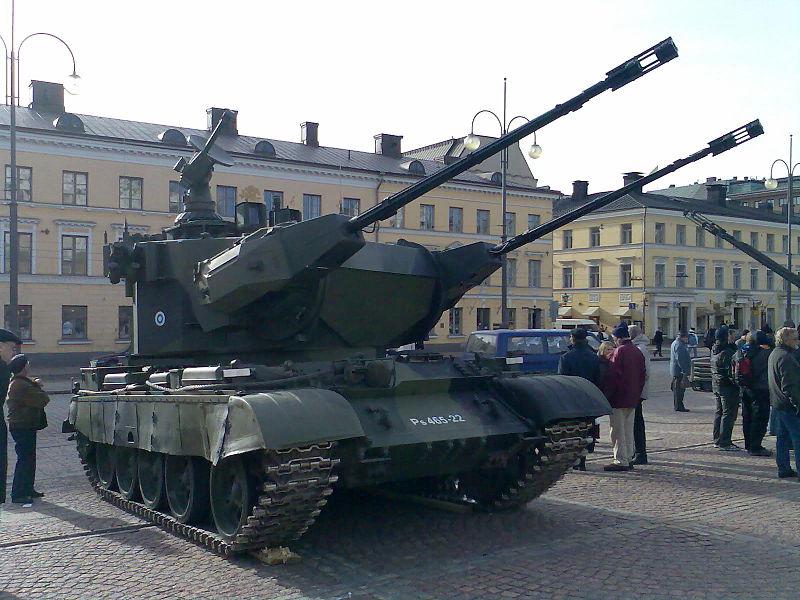 Протиповітряна оборона Фінляндії: сучасний стан