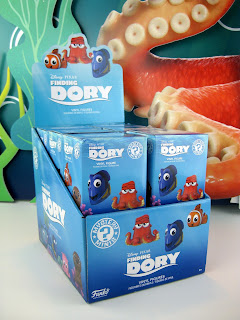 finding dory funko mystery minis