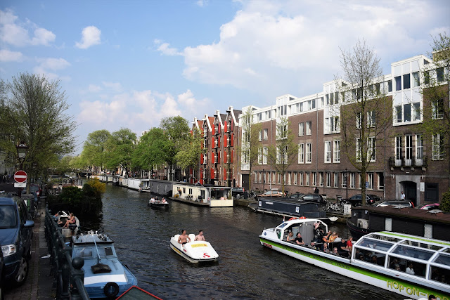Canals of Amsterdam, Canal cruise
