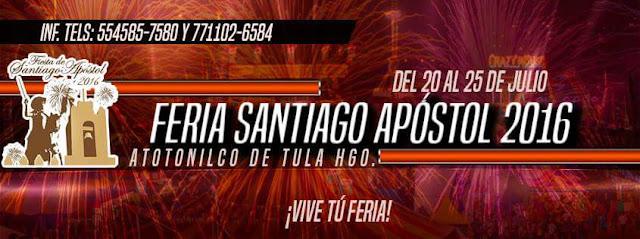 feria santiago apostol 2016