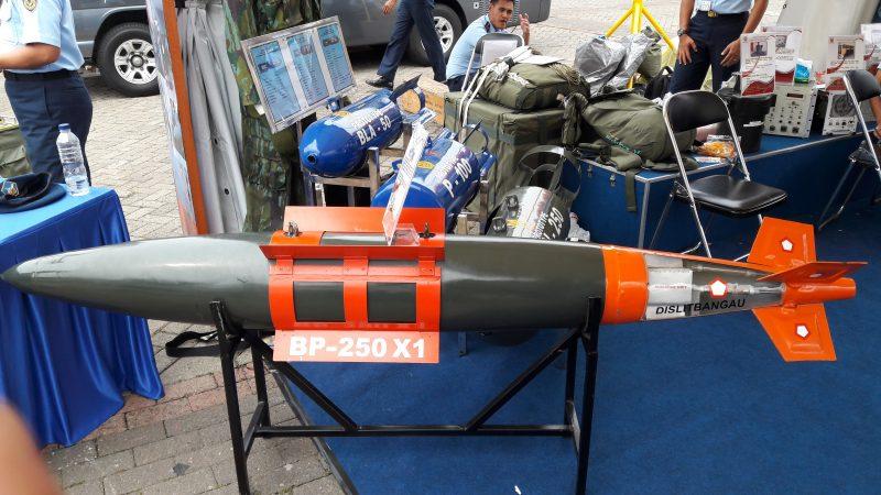 Smart Bomb TNI AU