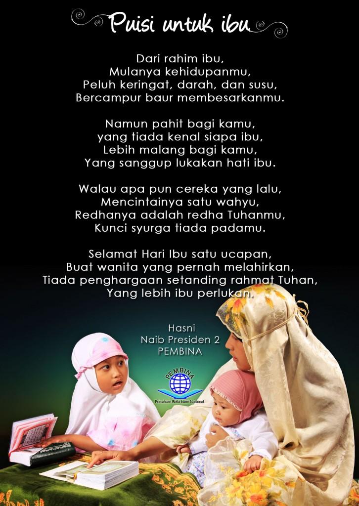 Kumpulan Puisi Untuk Ibu Kita Master Copas