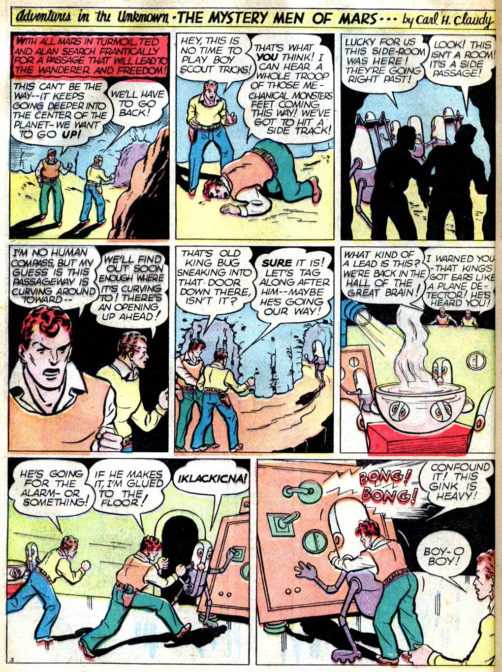 Read online All-American Comics (1939) comic -  Issue #5 - 30