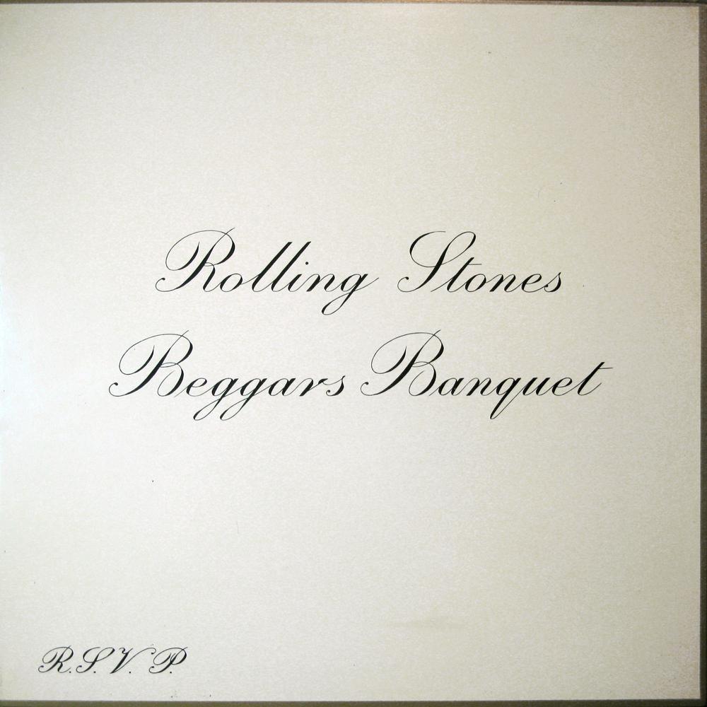 Vinyl2496 The Rolling Stones Beggars Banquet 1969