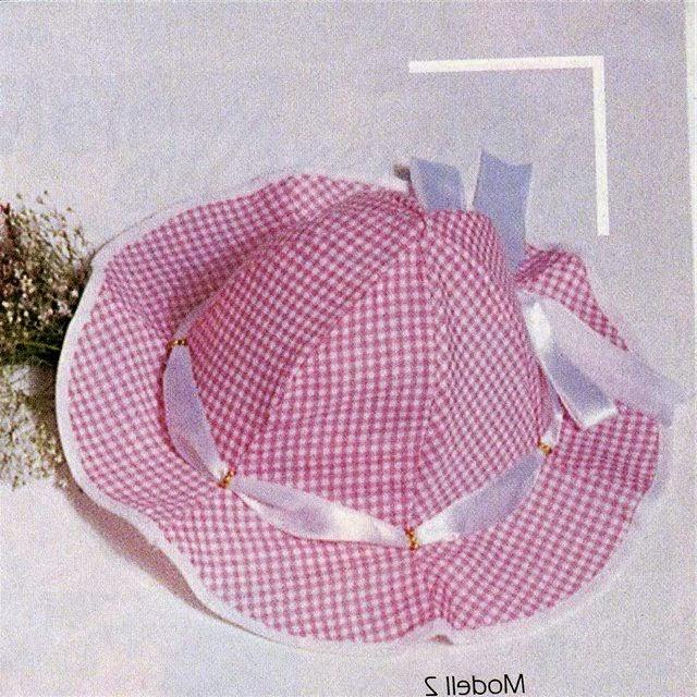 Шапки, шляпки и панамки для детей.  Caps, hats and panama for children