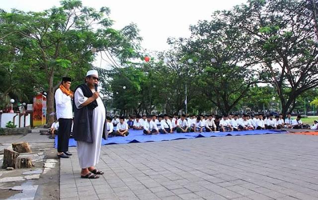 Tasyakkuran Gelar Pahlawan Maulana Syekh, Suhaili Beberkan Hal Ini ke Publik