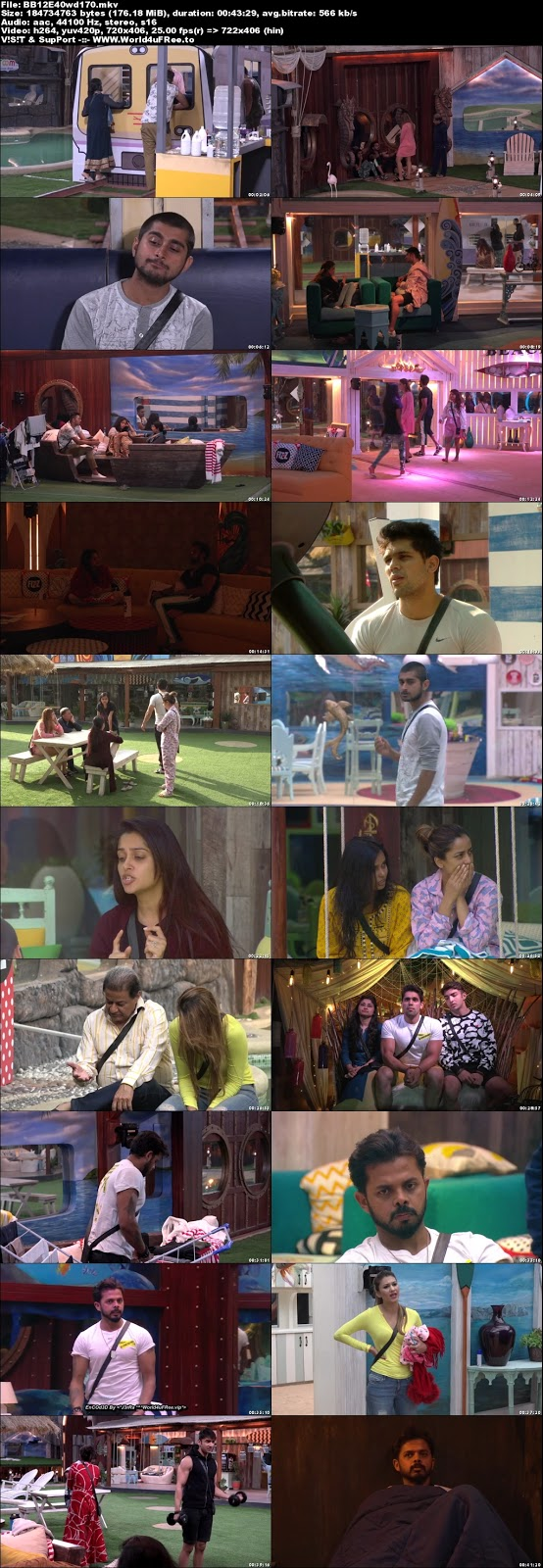 Bigg Boss 12 Episode 40 26 October 2018 WEBRip 480p 170Mb x264 world4ufree.fun tv show Episode 40 26 October 2018 world4ufree.fun 200mb 250mb 300mb compressed small size free download or watch online at world4ufree.fun