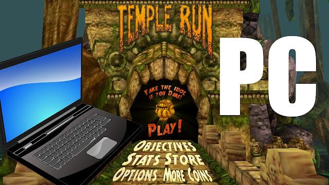 تحميل لعبة الهروب من المعبد temple run تمبل رن كاملة للكمبيوتر برابط مباشر ميديا فاير مضغوطة