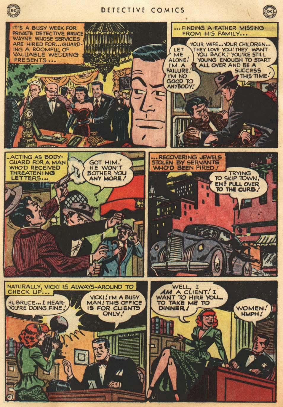 Detective Comics (1937) 155 Page 5