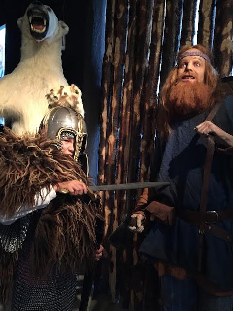 saga museum - reykjavik - Iceland - jo ebisujima - jojoebi