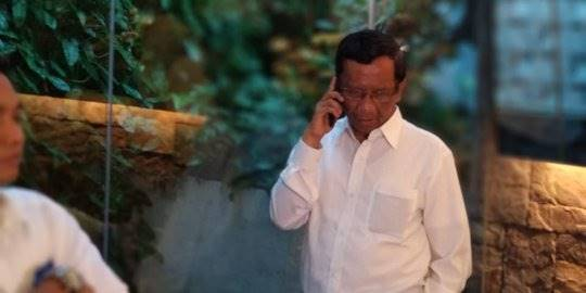 Mahfud Gagal Jadi Cawapres karena Berbahaya bagi Parpol Pendukung Jokowi di 2024