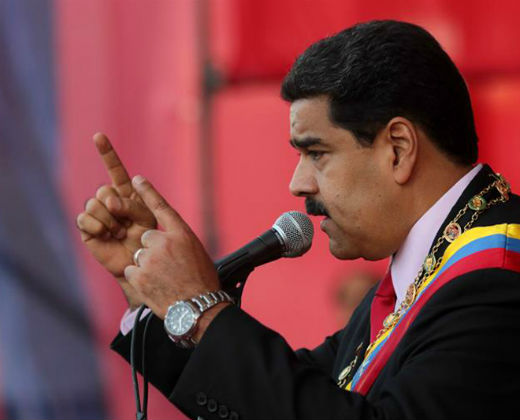 ¡CASI NADA! Maduro violó 7 artículos de la Constitución al aprobar el presupuesto de 2017