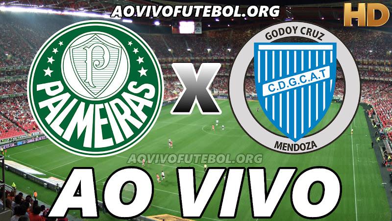 Palmeiras x Godoy Cruz Ao Vivo Hoje em HD