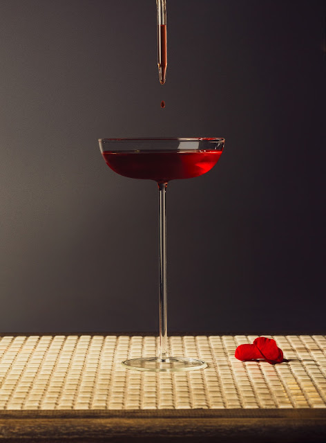 Cocktails + Gift Guide for Your Amore