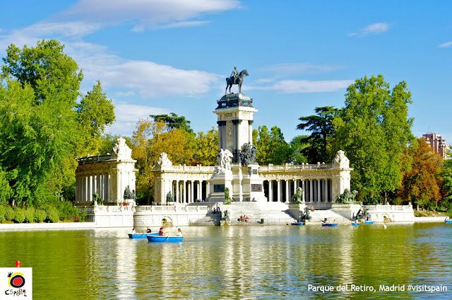 Madri - atrações clássicas e muito além do básico - Parque del Retiro