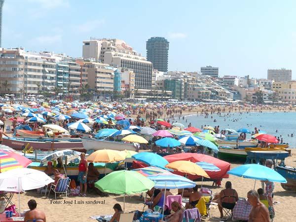 El lunes 21 de agosto Canarias en alerta por temperaturas máximas