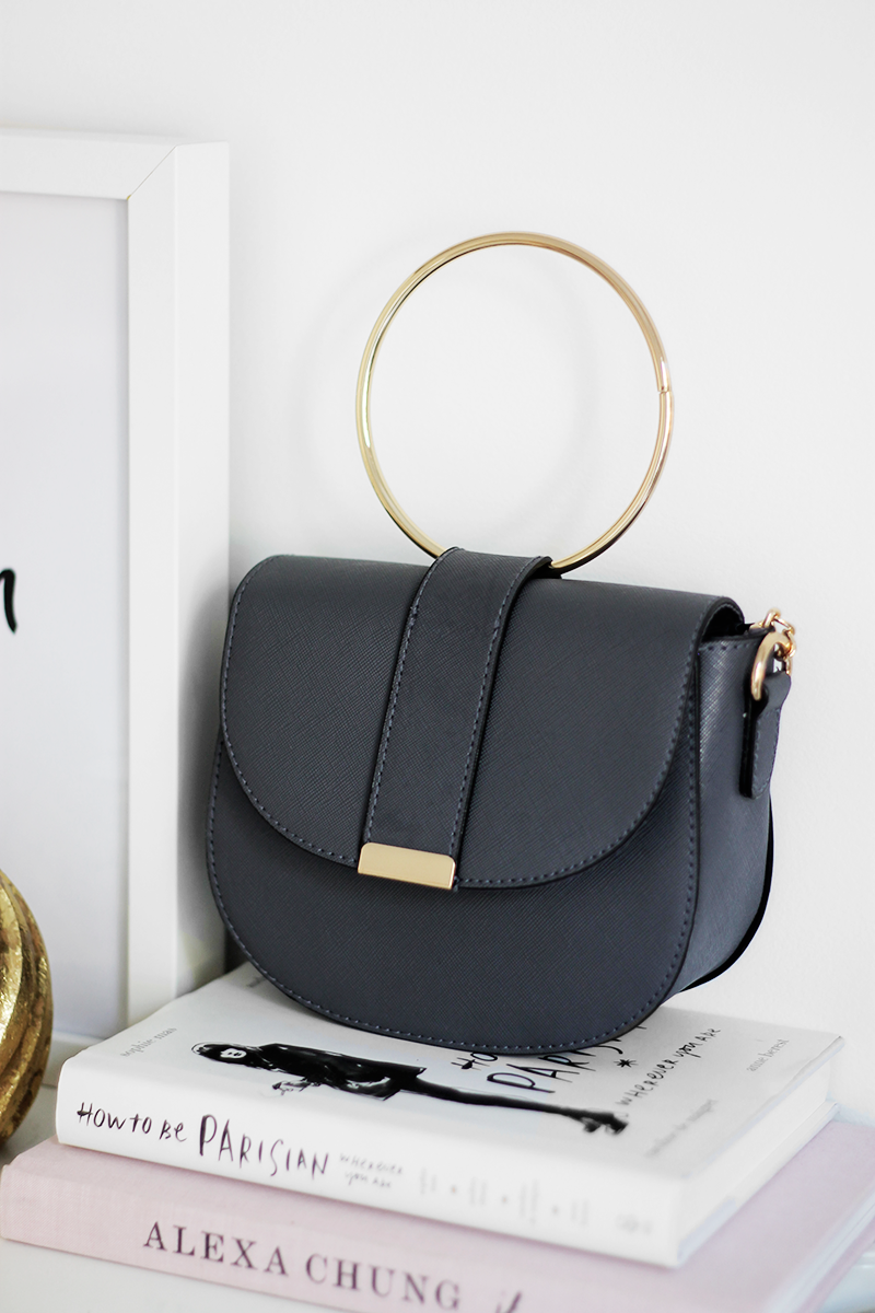 New In | Metal Handle Bag