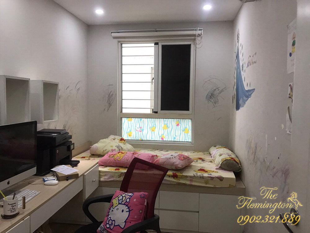 Căn hộ quận 11 The Flemington 87m2 cho thuê - phòng ngủ cho bé